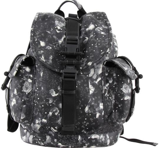 Preload https://img-static.tradesy.com/item/24599316/givenchy-men-s-black-camo-flower-print-multicolor-leather-backpack-0-1-540-540.jpg