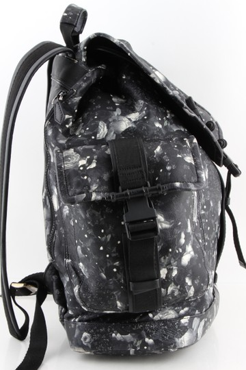 Givenchy Camo Rare Collectilbe Obsidian Backpack Image 3