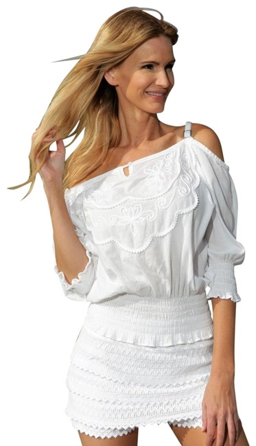 Preload https://img-static.tradesy.com/item/24599337/lirome-white-organic-cotton-french-sleeves-yanesha-embroidered-blouse-size-4-s-0-1-650-650.jpg
