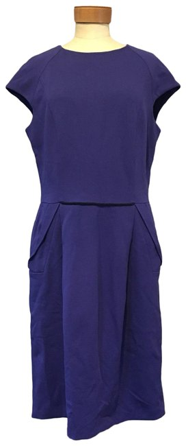 Preload https://img-static.tradesy.com/item/24599372/lafayette-148-new-york-purple-royal-sheath-mid-length-workoffice-dress-size-6-s-0-1-650-650.jpg
