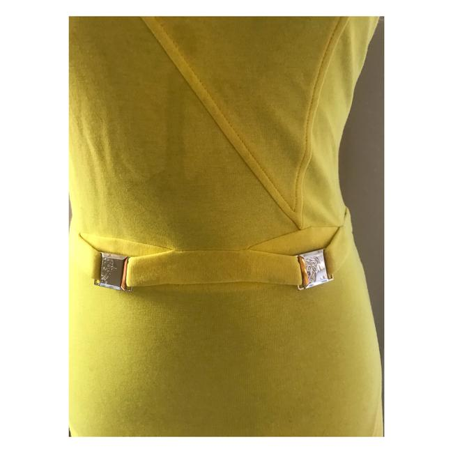 Versace Collection short dress lemon on Tradesy Image 1