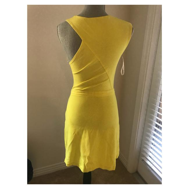 Versace Collection short dress lemon on Tradesy Image 2