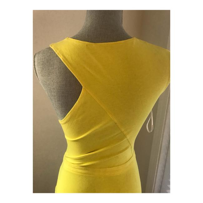 Versace Collection short dress lemon on Tradesy Image 3