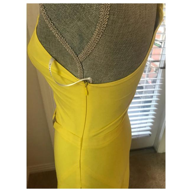 Versace Collection short dress lemon on Tradesy Image 4
