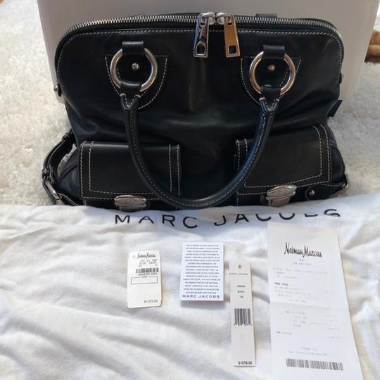 Marc Jacobs Satchel in Black Image 3