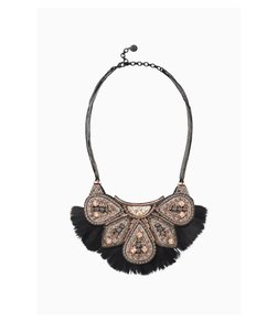 Stella & Dot Constantine Feather Statement