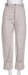 Isabel Marant Trouser Pants Off White