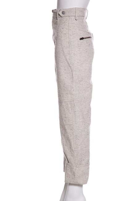 Isabel Marant Trouser Pants Off White Image 1