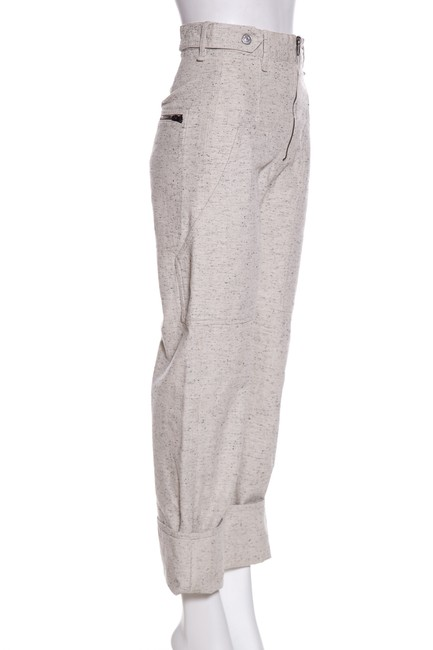 Isabel Marant Trouser Pants Off White Image 3
