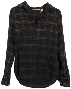 BB Dakota Button Down Shirt Gray