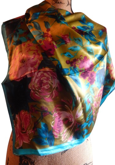 Preload https://img-static.tradesy.com/item/24599513/mixed-new-multi-color-polyester-35x35-new-no-tags-scarfwrap-0-1-540-540.jpg