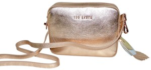 Ted Baker Leather Darwina Cross Body Bag