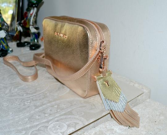 Ted Baker Leather Darwina Cross Body Bag Image 1