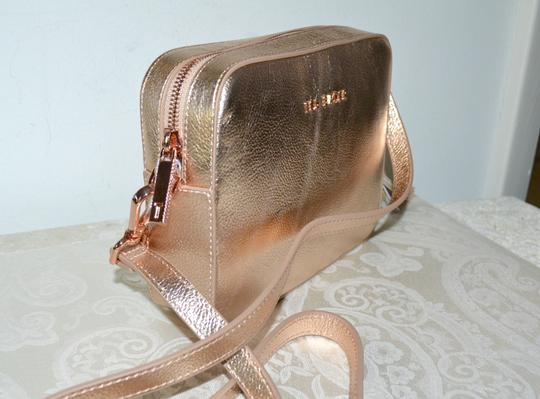 Ted Baker Leather Darwina Cross Body Bag Image 3