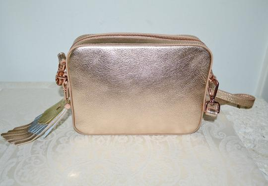 Ted Baker Leather Darwina Cross Body Bag Image 6