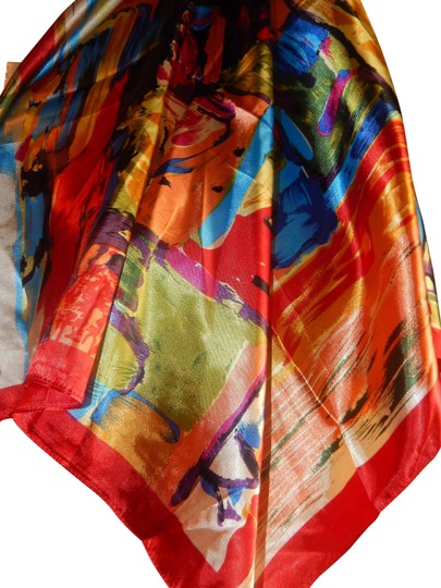 Preload https://img-static.tradesy.com/item/24599598/mixed-new-multi-color-polyester-35x35-new-no-tags-scarfwrap-0-1-540-540.jpg