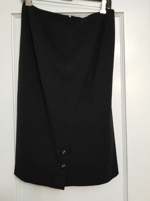 Chanel Channel 3/4 sleeve black suit Image 1