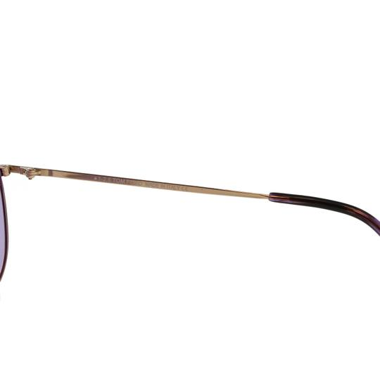 Tom Ford New Tf Indiana FT0497 28Y Women Rose Gold Aviator Sunglasses Image 7