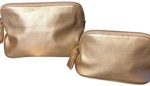 Lands' End Lands' End passport and travel/cosmetics cases