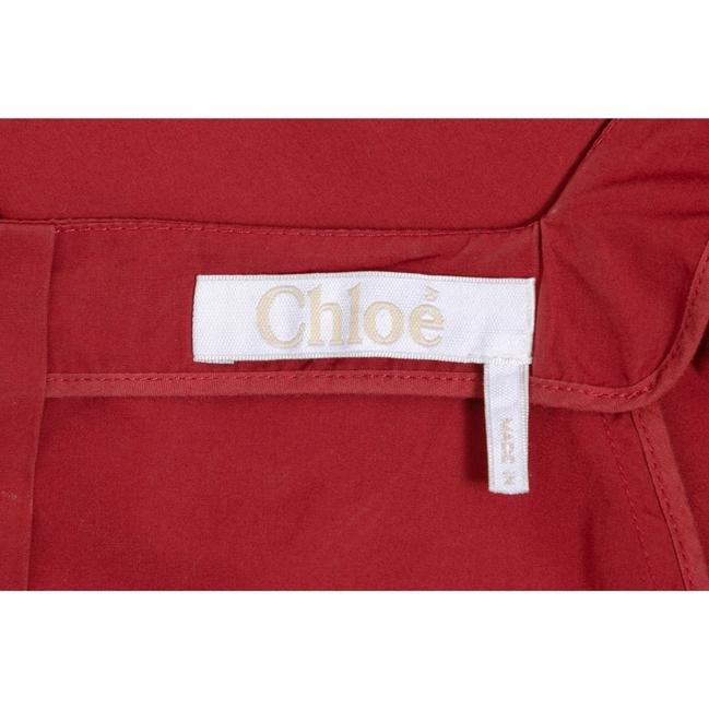 Chloé Top red Image 2