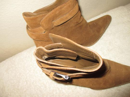 Gucci Leather BROWN Boots Image 11
