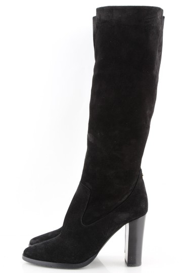Jimmy Choo Black Boots Image 1