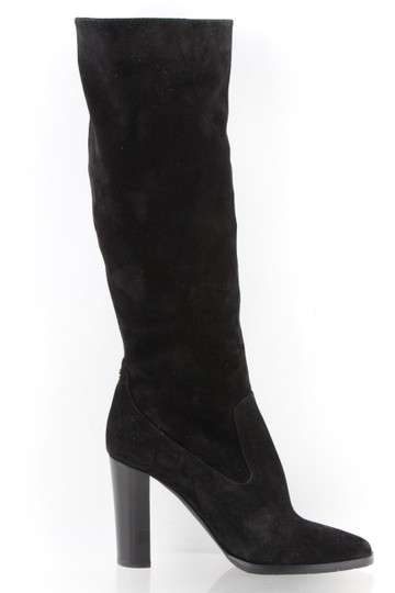 Jimmy Choo Black Boots Image 4