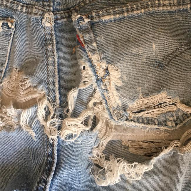 Levi's Boyfriend Cut Jeans-Distressed Image 3