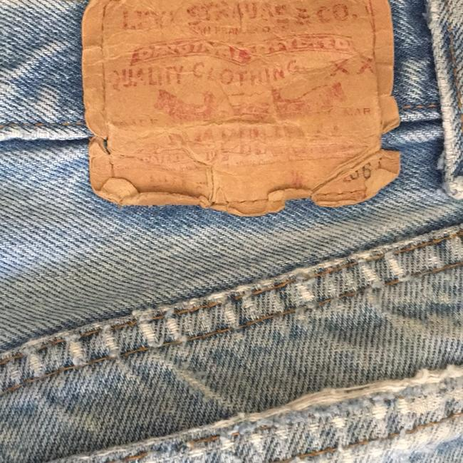 Levi's Boyfriend Cut Jeans-Distressed Image 4
