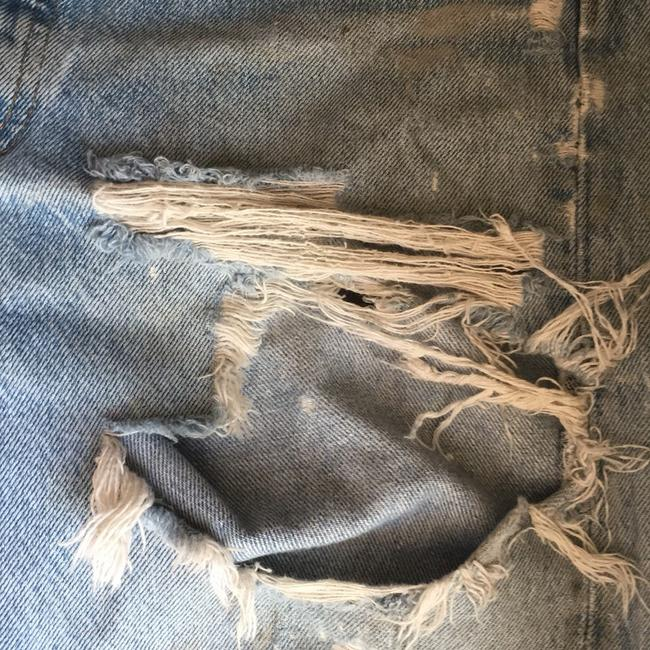 Levi's Boyfriend Cut Jeans-Distressed Image 6