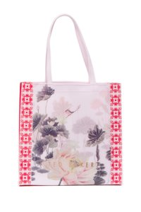 Ted Baker Tote in Dusky Pink