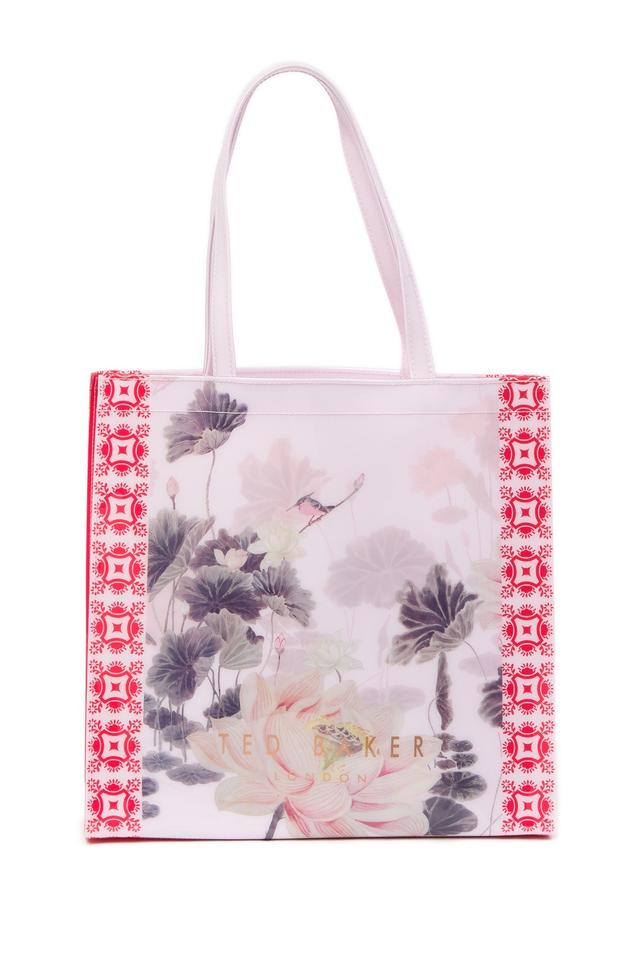 3f78d902cdb30 Ted Baker London Lake Of Dreams Large Icon Dusky Pink Tote - Tradesy