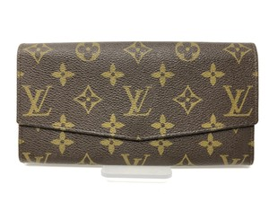 Louis Vuitton Long Wallet/Bill/Coin