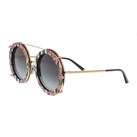 Preload https://img-static.tradesy.com/item/24600214/dolce-and-gabbana-multicolor-dolce-and-gabbana-round-sunglasses-0-0-540-540.jpg