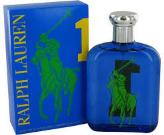 Ralph Lauren POLO BIG PONY # 1 ,4.2 oz/125 ml EDT Spray for Men.New, Discontinued. Image 2