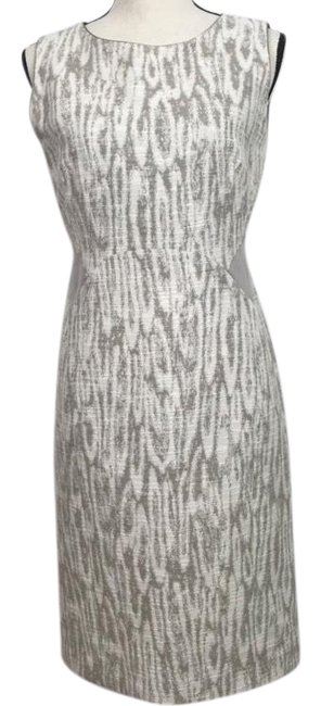 Preload https://img-static.tradesy.com/item/24600245/lafayette-148-new-york-taupe-sleeveless-sheath-short-casual-dress-size-4-s-0-1-650-650.jpg