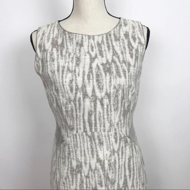 Lafayette 148 New York short dress taupe on Tradesy Image 1