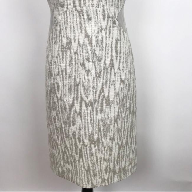 Lafayette 148 New York short dress taupe on Tradesy Image 2
