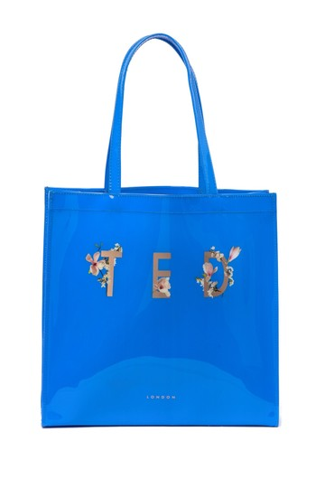 Ted Baker Tote in BRT Blue Image 1