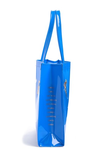 Ted Baker Tote in BRT Blue Image 2