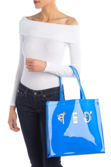 Ted Baker Tote in BRT Blue Image 4