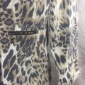 DG leopard like new condition Jacket Image 2