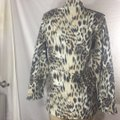 DG leopard like new condition Jacket Image 5