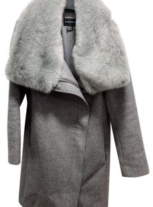 Club Monaco Fur Coat