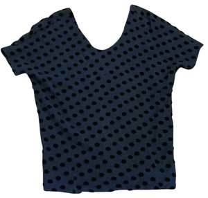 Marc by Marc Jacobs Top black and navy