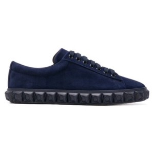 Stuart Weitzman Navy Blue Athletic