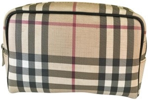 Burberry Nova Check Cosmetic Bag