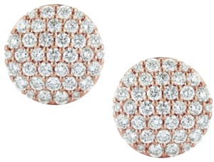 Dana Rebecca Designs Diamond disc studs