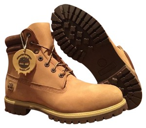 Timberland Cookie Milk Limited Edition Wheat Boots