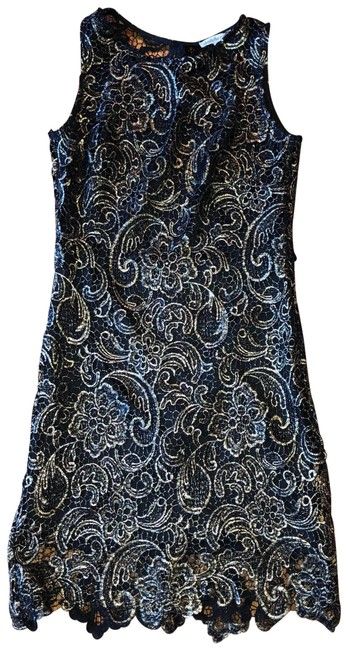 Preload https://img-static.tradesy.com/item/24602131/charlotte-russe-small-black-gold-lace-short-night-out-dress-size-4-s-0-3-650-650.jpg